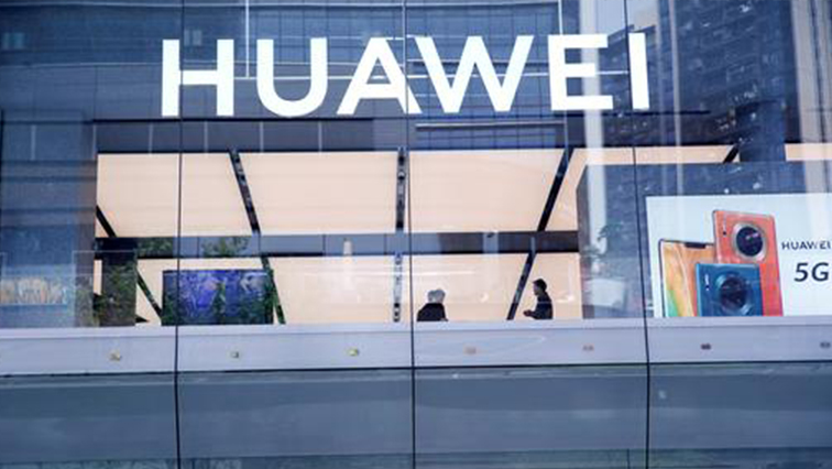 Huawei's first global flagship store is pictured in Shenzhen, Guangdong province, China October 30, 2019.