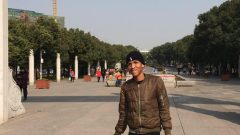Kamohelo Taole a student at Hubei University in Wuhan, has called on the South African government to assist him get home.
