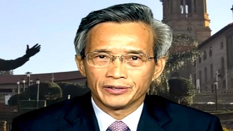 SABC News Lin Songtian 1 - WATCH: Coronavirus Update