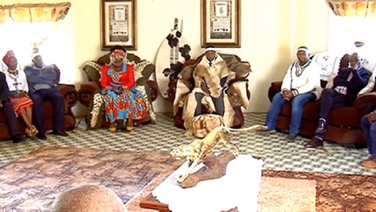 SABC News Mpondo - AmaMpondomise chiefs in battle for kingship
