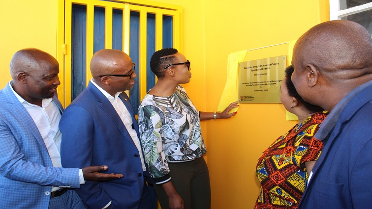 SABC News Ndabeni P - Ndabeni-Abrahams launches digital library in Durban