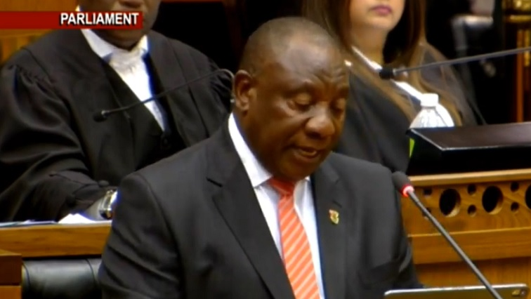 SABC News Ramaphosa 2 - Government to spend billions on students' accommodation