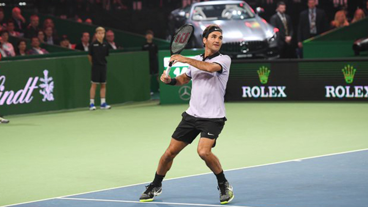 SABC News Roger Federer1 Twitter @MatchinAfrica - Cape Town ready for much anticipated Federer, Nadal match