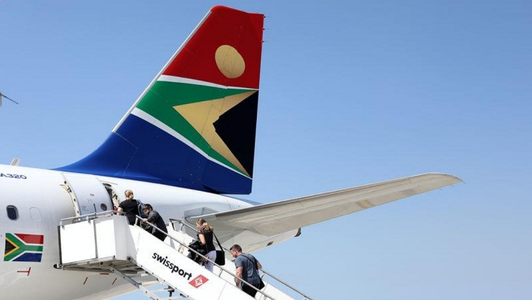 SAA Flight