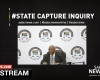 WATCH: State Capture Inquiry, 17 February 2020
