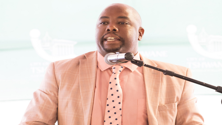 SABC News Steven Mokgalapa Twitter @CityTshwane - Outgoing Tshwane mayor says stepping down in the interest of Tshwane citizens
