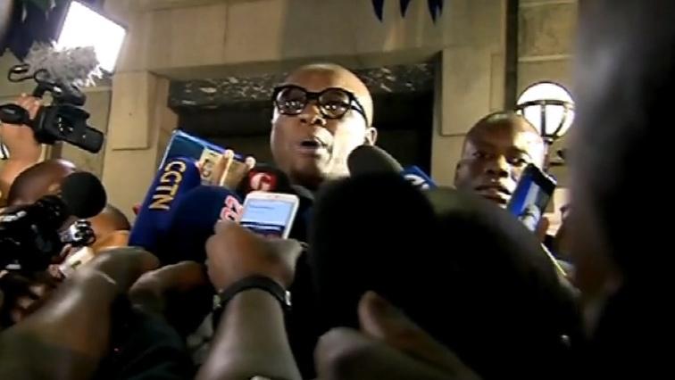 SABC News Zizi P - Kodwa says Ramaphosa disappointed by EFF members
