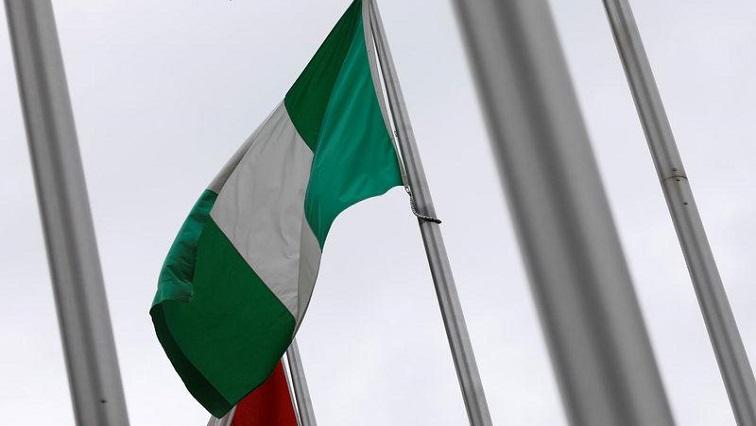 Nigrian flag