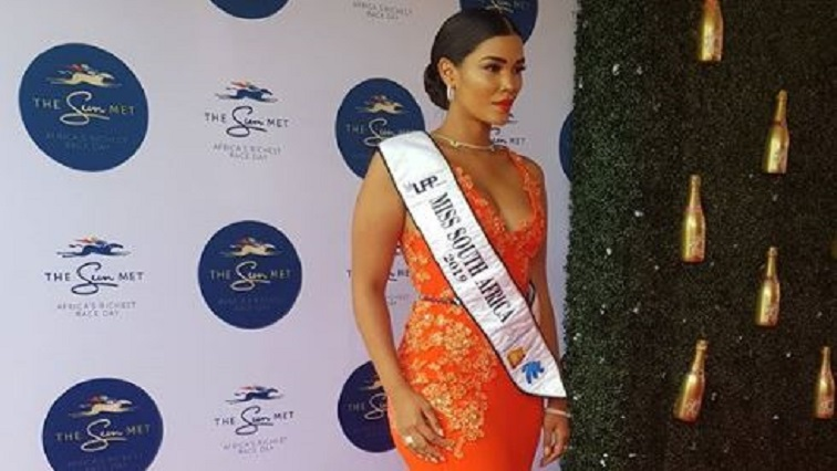 Miss SA - Sasha-Lee Olivier