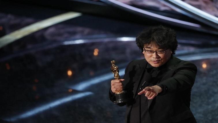 SABC NwsBong Joon R - 'Parasite' director Bong Joon-ho gets hero's welcome in South Korea