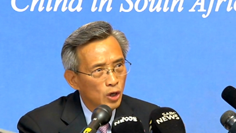SABCNews Lin Songtian P - South Africans advised to stay in China amid coronavirus outbreak