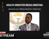 LIVE: Health minister, Dr Mkhize launches new female condom