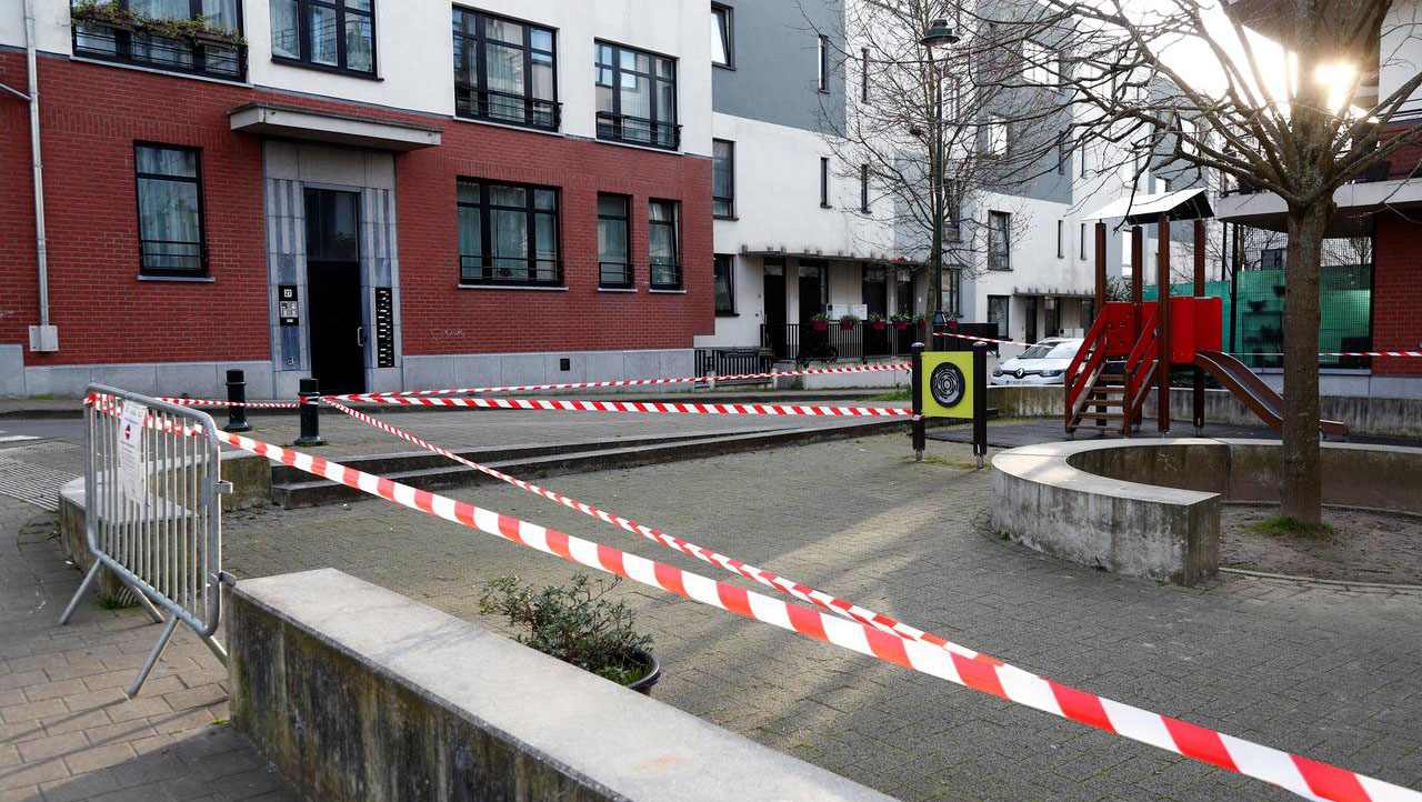 Belgium 1 - SA becomes the latest country to implement a lockdown