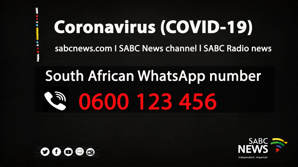 Call center 6 - Fransman tests positive for COVID-19