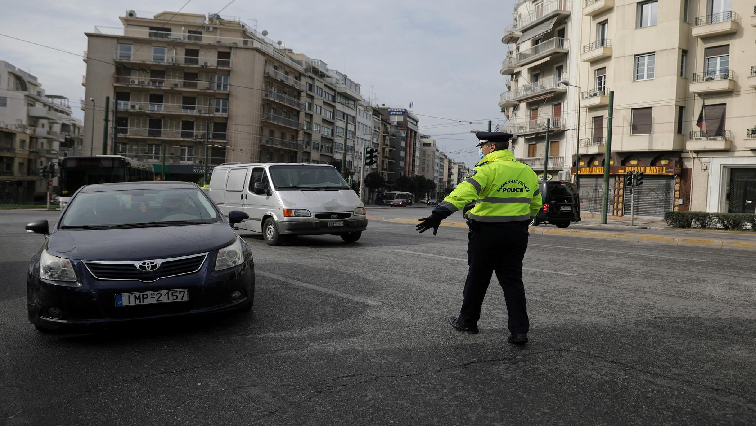 Greece03 - SA becomes the latest country to implement a lockdown