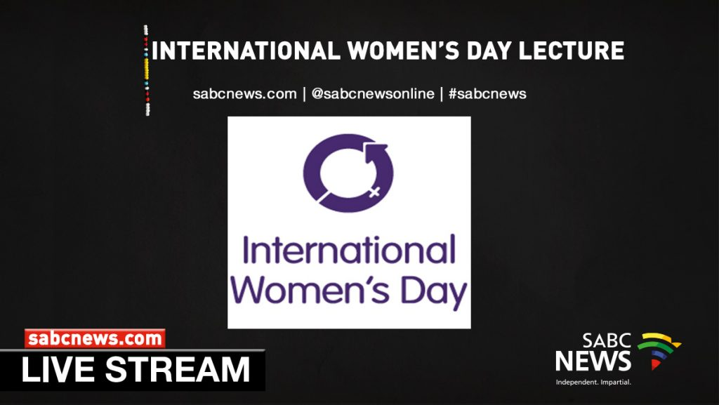 IWD Stream 1024x577 - LIVE: Thabo Mbeki Foundation, Unisa International Women's Day Lecture