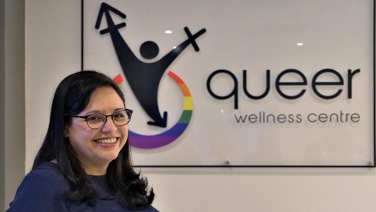 SABC News Claudia.jpg Twitter@ - LGBTI+ community discriminated against at health facilities