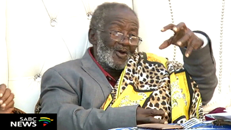 SABC News Credo Muthwa 1 - Mutwa family requests space and time to mourn
