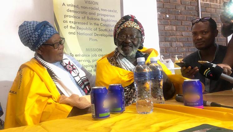 SABC News Credo Mutwa - Credo Mutwa a multi-dimensional spiritual leader: Mancotywa