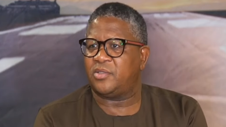 SABC News Fikile Mbalula - Passengers from high-risk countries officially barred: Mbalula