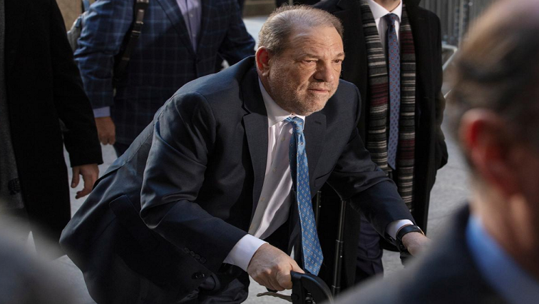 SABC News Harvey Weinstein R - Weinstein's prison sentence should reflect 'lifetime of abuse': prosecutors