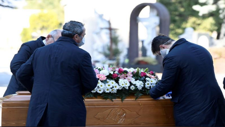 SABC News Italy COVID 19 R 1 - 'There are no funerals:' Death in quarantine leaves nowhere to grieve