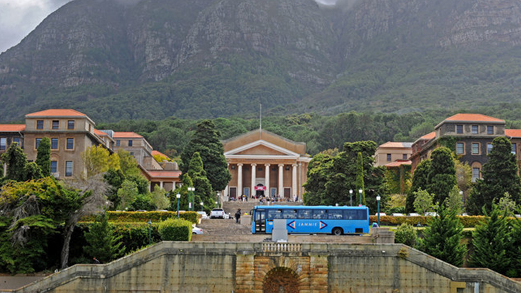 SABC News UCT11 NewsUCT 1 - UCT confirms third case of COVID-19