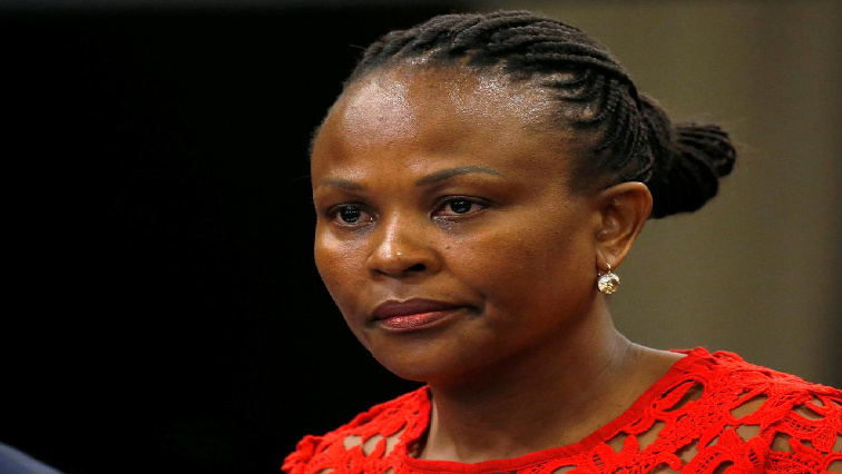 SABC News Busisiwe Mkhwebane Reuters 1 - High Court to deliver judgment in SARS, Mkhwebane matter