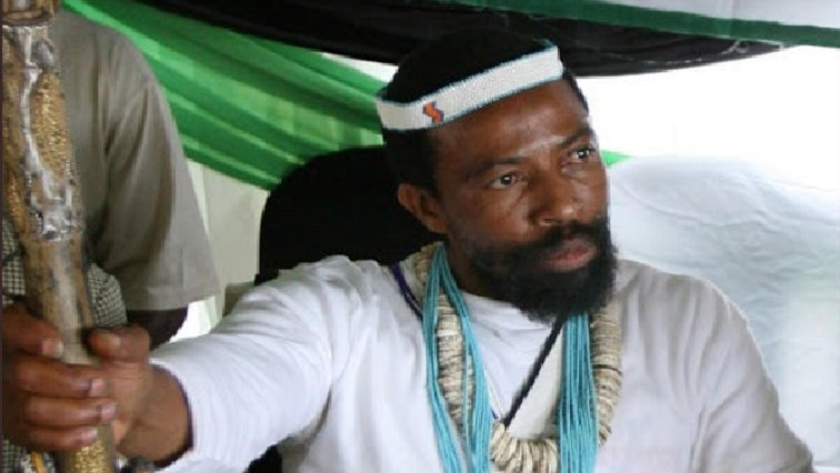 SABC News King Dalindyebo Twitter@koolkoosta - King Dalindyebo blames government for feud with son
