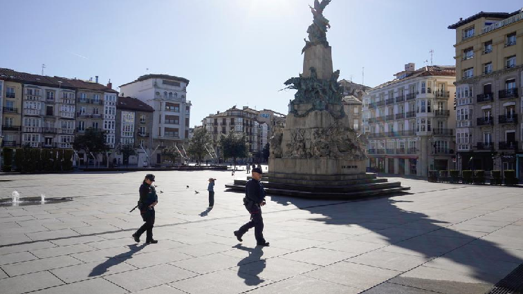 Spain03 - SA becomes the latest country to implement a lockdown