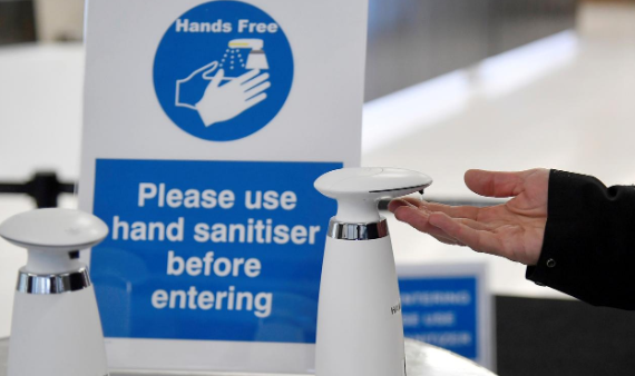 Yes, washing hands can help curb the spread of coronavirus