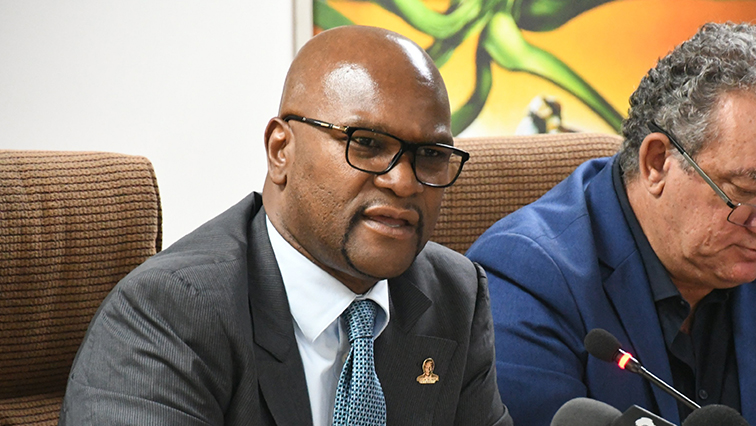 SABC News Nathi Mthethwa - Some artists left out of COVID-19 relief fund