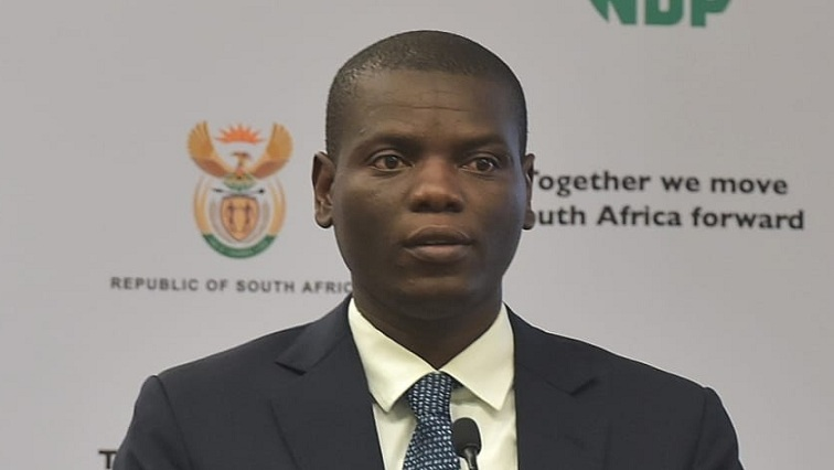 SABC News Ronald Lamola - Lamola announces strict regulations for courts during lockdown