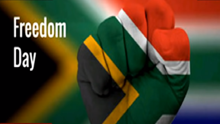 SABC News freedom day 1 - South Africa marks 26 years of Freedom