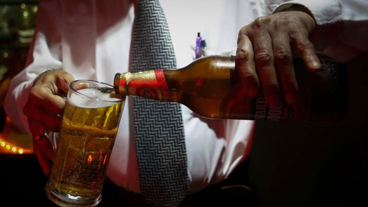 SABC News Alcohol - Alcohol withdrawal symptoms a concern during national lockdown