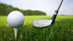 SABC News- Golf-Ball