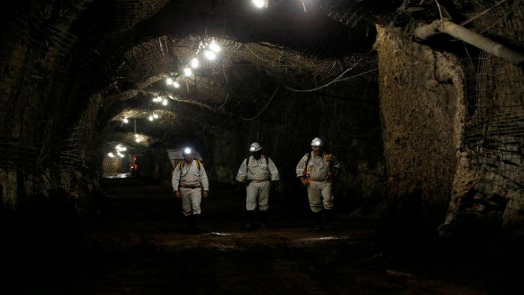 SABC News Miners R 2 1 - NUM pushes for social distancing in mines