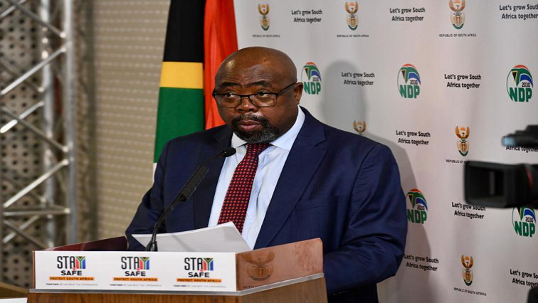 SABC News Thulas Nxesi Twitter @GovernmentZA - Workers can refuse to go to work if they suspect non compliance: Nxesi