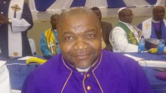 Bishop TB Ngcobo