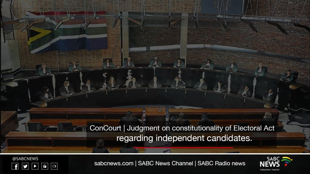ConCourt 1024x577 - LIVE: Constitutional Court judgment on constitutionality of Electoral Act regarding independent candidates