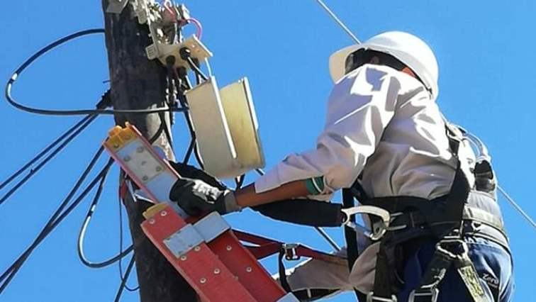 SABC News @CityPowerJhb - City Power continues to clampdown on businesses, upmarket estates in Gauteng