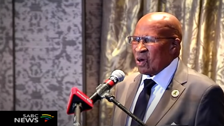SABC News Andrew Mlangeni 2 - Mlangeni thanks South Africans as 95th birthday well wishes continue to pour in