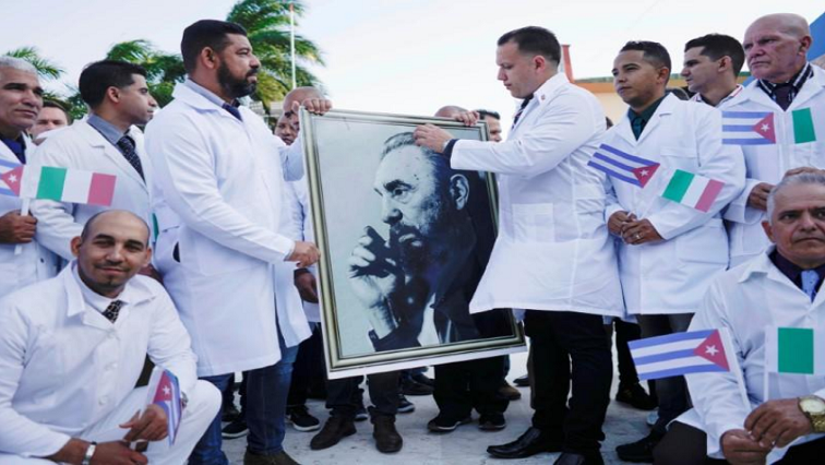SABC News Cuban Doctors R - Cuban doctors deployed in S Africa to cost taxpayers R239 million