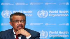 Dr Tedros Adhonam Gebreyesus