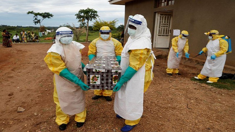 SABC News Ebola R 1 - Up to 12 infected in Congo's new Ebola outbreak: WHO