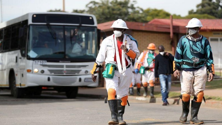 SABC News Mine workers R 1 - Unions accuse mines of not complying with COVID-19 safety measures