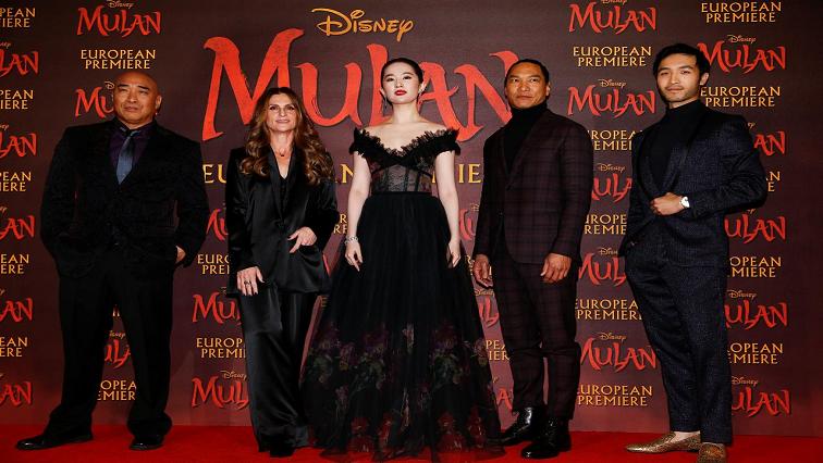 SABC News Mulan premier R - Summer movie blockbusters delayed again as Disney pushes 'Mulan' to August