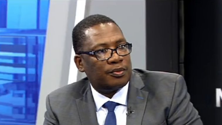 SABC News Panyaza Lesufi P - Lesufi in isolation after contact with staffers who tested positive for COVID-19