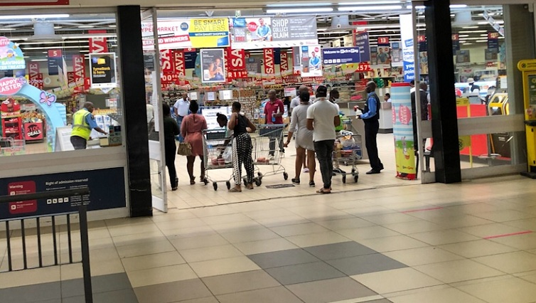 SABC News shopping - Companies guilty of excessive pricing could face civil lawsuits
