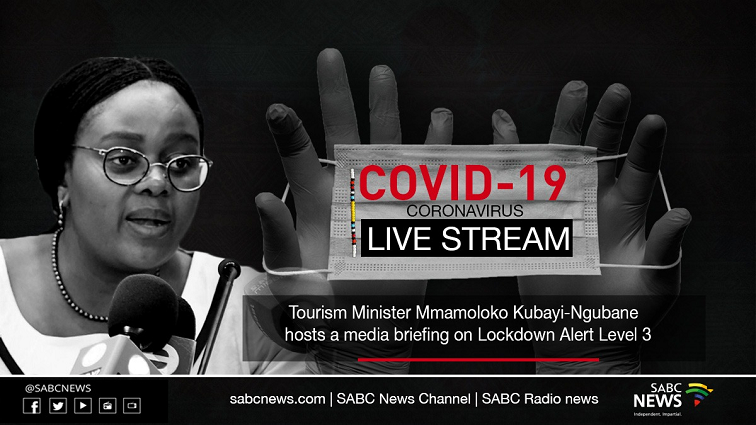 VIDEO: Tourism Minister's media briefing on Level 3 ...